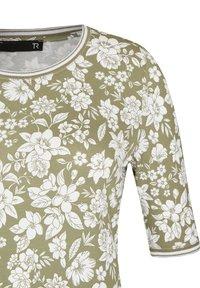 TR - Print T-shirt - green - 2