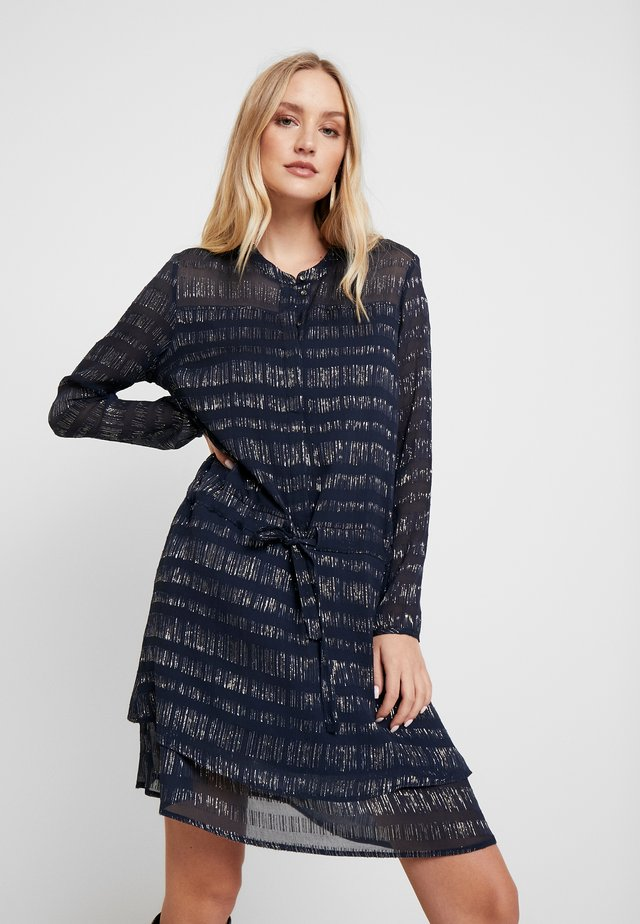 LADDIE DRESS - Cocktailklänning - dark blue