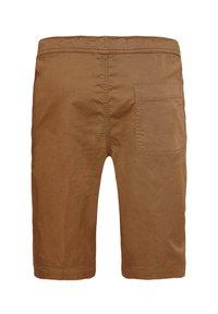 WE Fashion - Shorts - caramel - 1