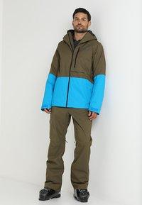 The North Face - SICKLINE - Ski jacket - green - 1