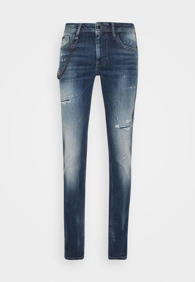 IGGY - Slim fit jeans - blue denim
