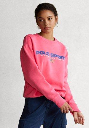 SEASONAL - Bluza - blaze knockout pink