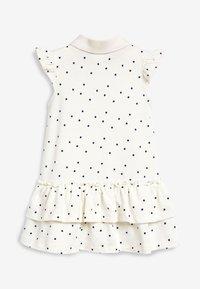 Next - Jersey dress - beige - 1