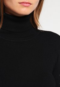Zalando Essentials - Strikpullover /Striktrøjer - black