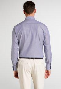 Eterna - FITTED WAIST - Formal shirt - dark blue - 1