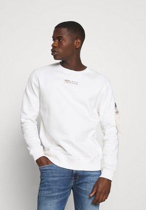 Felpa - organic white