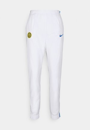 INTER MAILAND PANT - Club wear - white/blue spark
