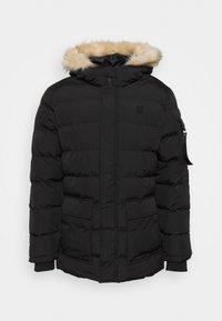 SIKSILK - EXPEDITION - Winter coat - black - 3