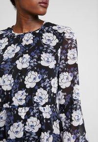 Stevie May - NIGHT TRAIN MINI DRESS - Denní šaty - dark blue - 5