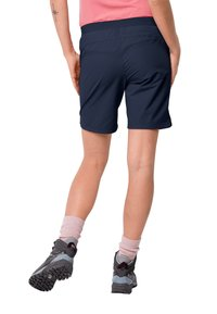 Jack Wolfskin - HILLTOP - Outdoor shorts - midnight blue - 1