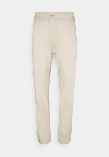 JIM LIGHT - Chino kalhoty - oatmeal