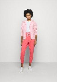 Polo Ralph Lauren - SEASONAL  - Sudadera con cremallera - resort pink - 1