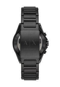Armani Exchange Connected - Smartwatch - glänzend/gebürstet/ schwarz - 2