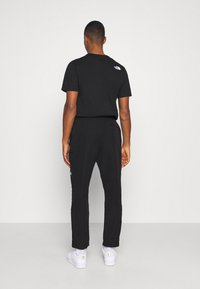 The North Face - PULL ON PANT - Kangashousut - black - 2