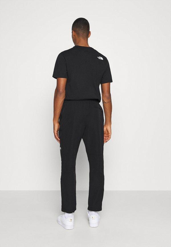The North Face PULL ON PANT - Spodnie materiałowe - black/czarny Odzież Męska GSRV
