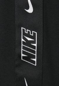Nike Sportswear - Hoodie - black/particle grey/white - 2