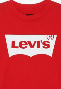 Levi's® - BATWING - T-shirt à manches longues - red/white - 3