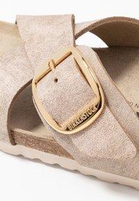 Birkenstock - SIENA - Slippers - washed metallic rose gold - 2