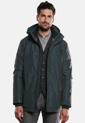 Winter jacket - türkis
