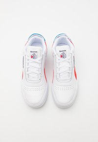 Reebok Classic - LEGACY COURT UNISEX - Baskets basses - white/red/blue - 3