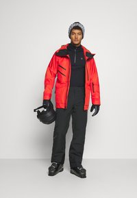 The North Face - BRIGANDINE FUTURELIGHT JACKET EVE - Ski jacket - flare/timbertan - 1