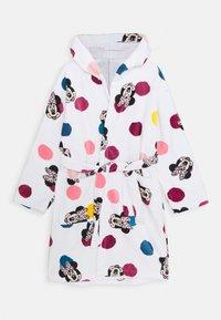 OVS - BATHROBE - Dressing gown - brilliant white - 0