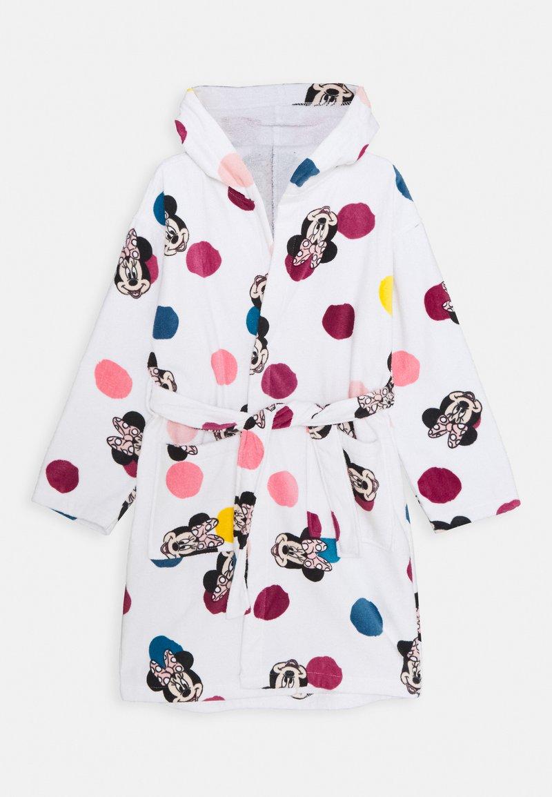 OVS - BATHROBE - Dressing gown - brilliant white