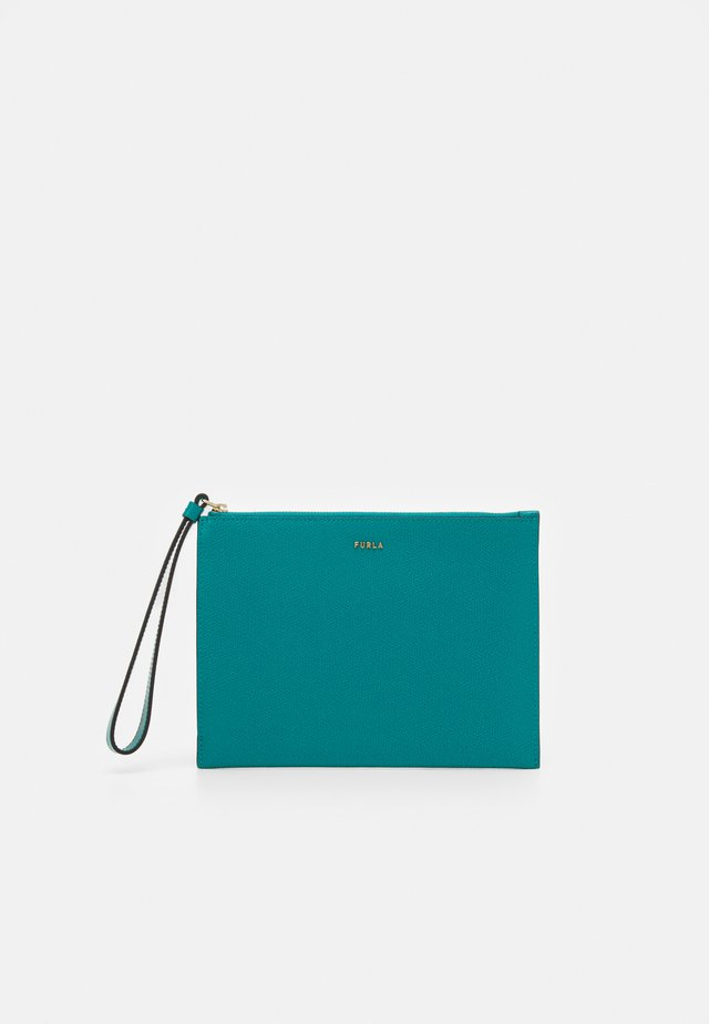 BABYLON ENVELOPE - Clutch - smeraldo