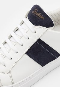 Florsheim - ALICANTE - Sneakers laag - white/blue - 5