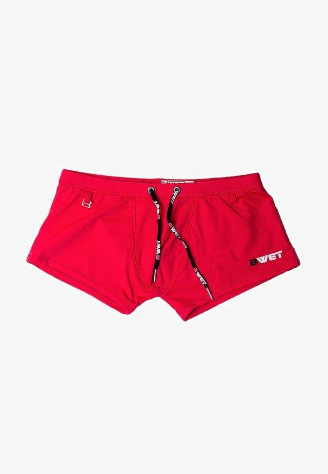 Brighton - Zwemshorts - red
