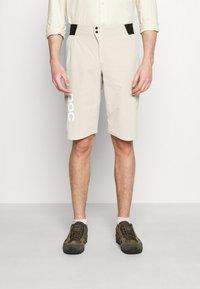 POC - GUARDIAN AIR SHORTS - Sports shorts - uranium black - 0