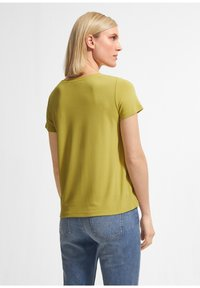 comma - Basic T-shirt - green - 2
