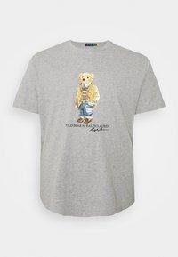 Polo Ralph Lauren Big & Tall - Print T-shirt - andover heather - 0