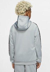 Nike Sportswear - HOODY TAPE - Sweater met rits - particle grey - 2
