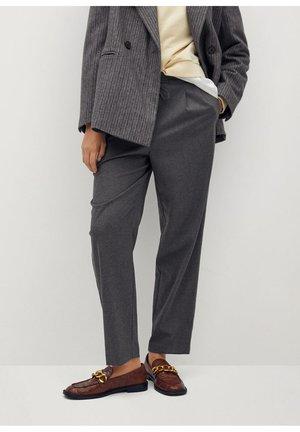 FLU - Pantalon classique - grau
