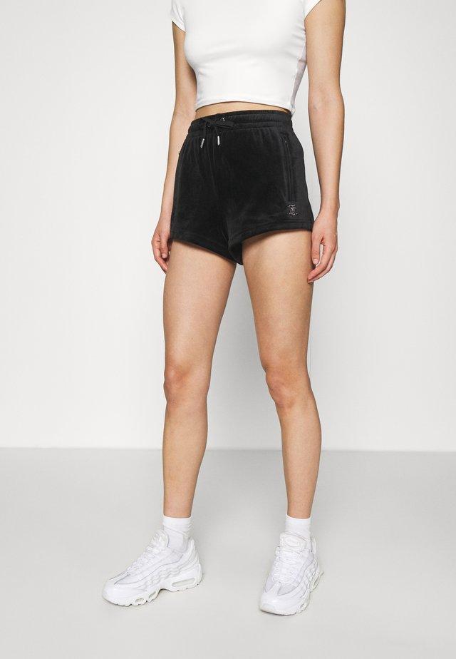 TAMIA TRACK - Shorts - black