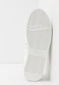 Genesis - SOLEY UNISEX  - Sneakers basse - white/navy/wine - 4