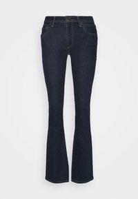 Marc O'Polo DENIM - NELLA - Flared Jeans - basically blues wash - 0