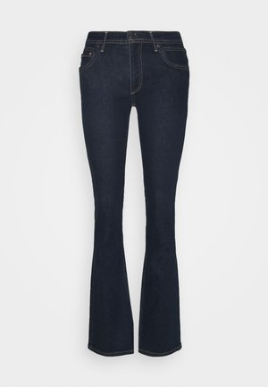 NELLA - Flared Jeans - basically blues wash