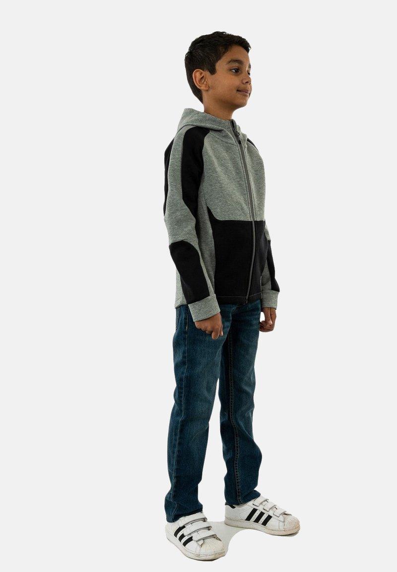 Puma - Zip-up hoodie - gris
