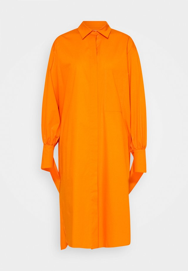 KEONA CTHIN - Shirt dress - orange
