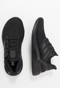 adidas Performance - ULTRABOOST 20  - Neutral running shoes - core black/solar red - 1