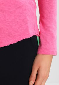 Rich & Royal - HEAVY LONGSLEEVE - Long sleeved top - pink - 6