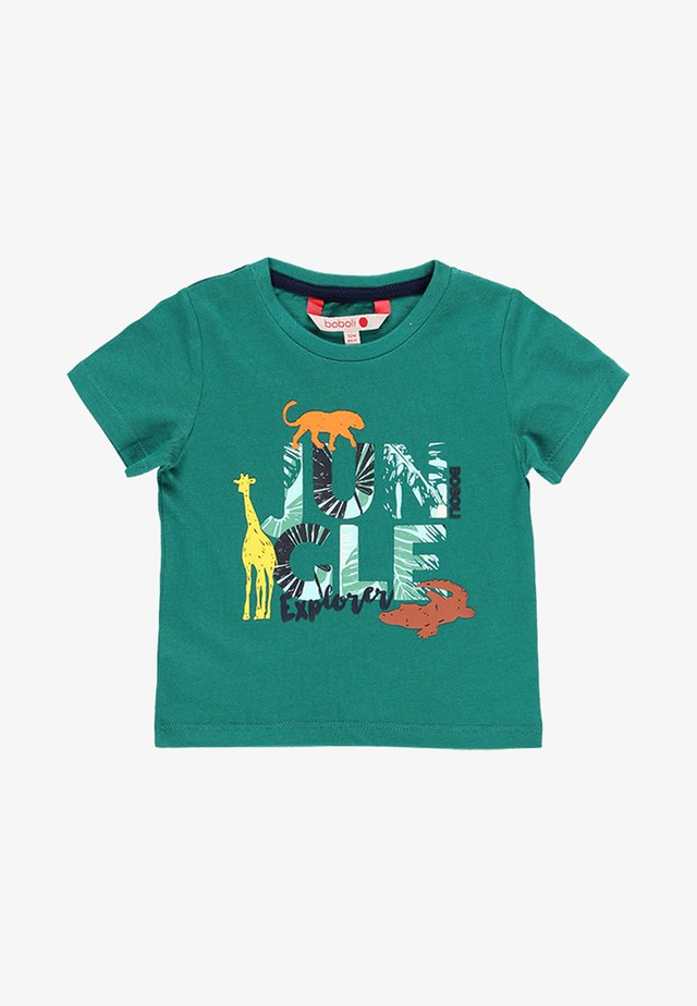 T-shirt print - bottle