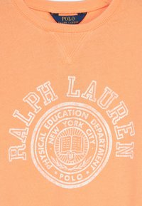Polo Ralph Lauren - GRAPHIC - Mikina - key west orange - 2
