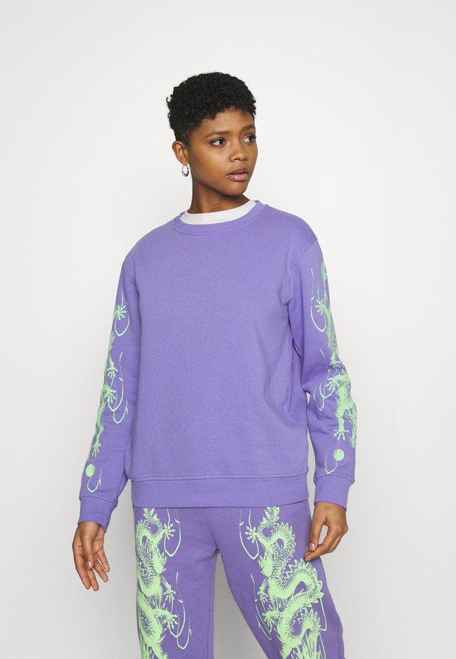 DRAGON  - Sweatshirt - lilac