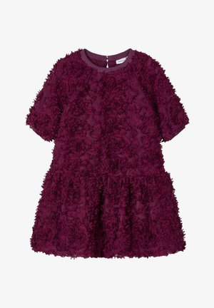 Cocktail dress / Party dress - italian plum