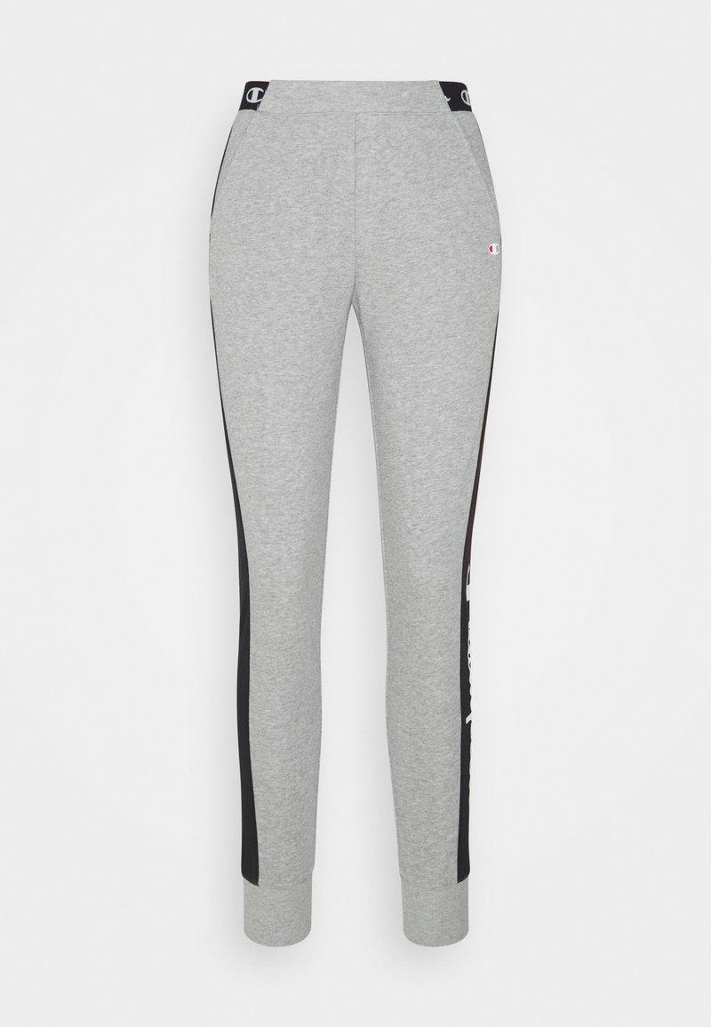Champion - CUFF PANTS - Teplákové kalhoty - mottled grey