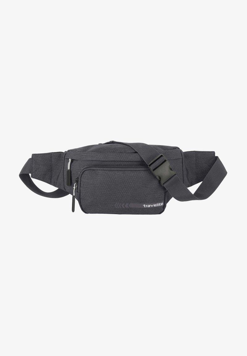 Travelite - KICK OFF - Bum bag - anthracite