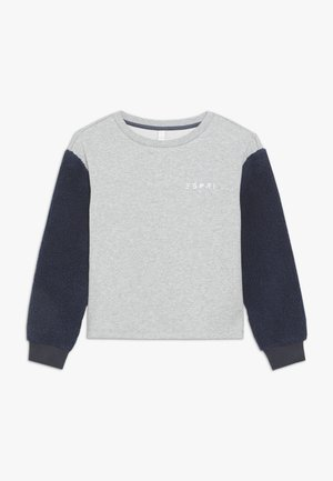 Sudadera - mid heather grey